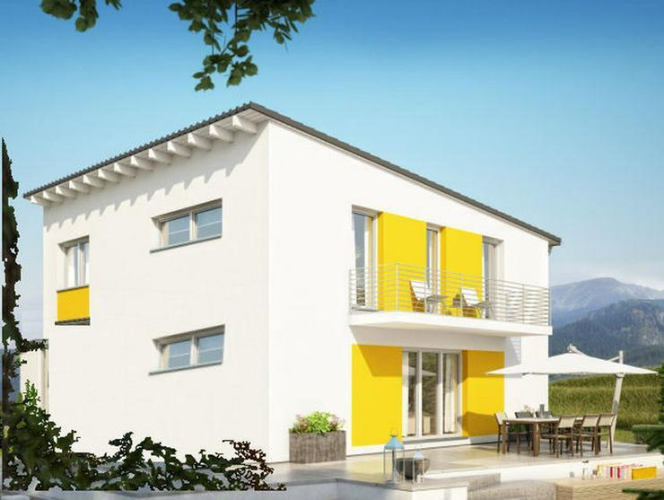 Neubau  mit Besser-Bauen Haus  bezugsfertig mit Bodenplatte