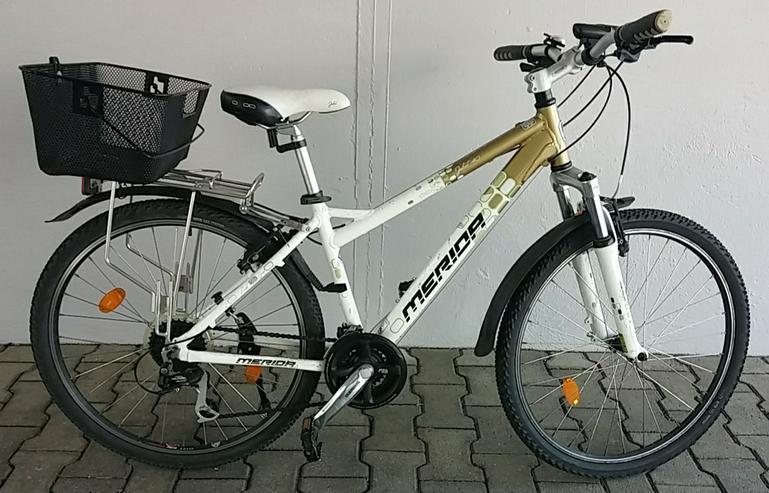 Bild 3: Damen-Trekking Fahrrad