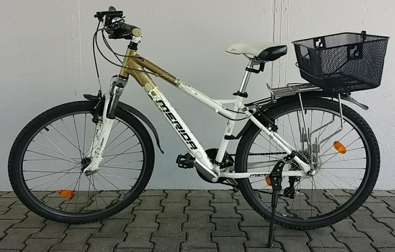Damen-Trekking Fahrrad
