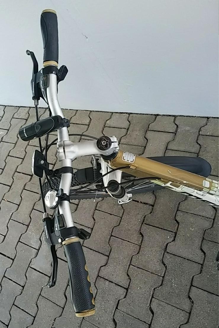 Bild 2: Damen-Trekking Fahrrad