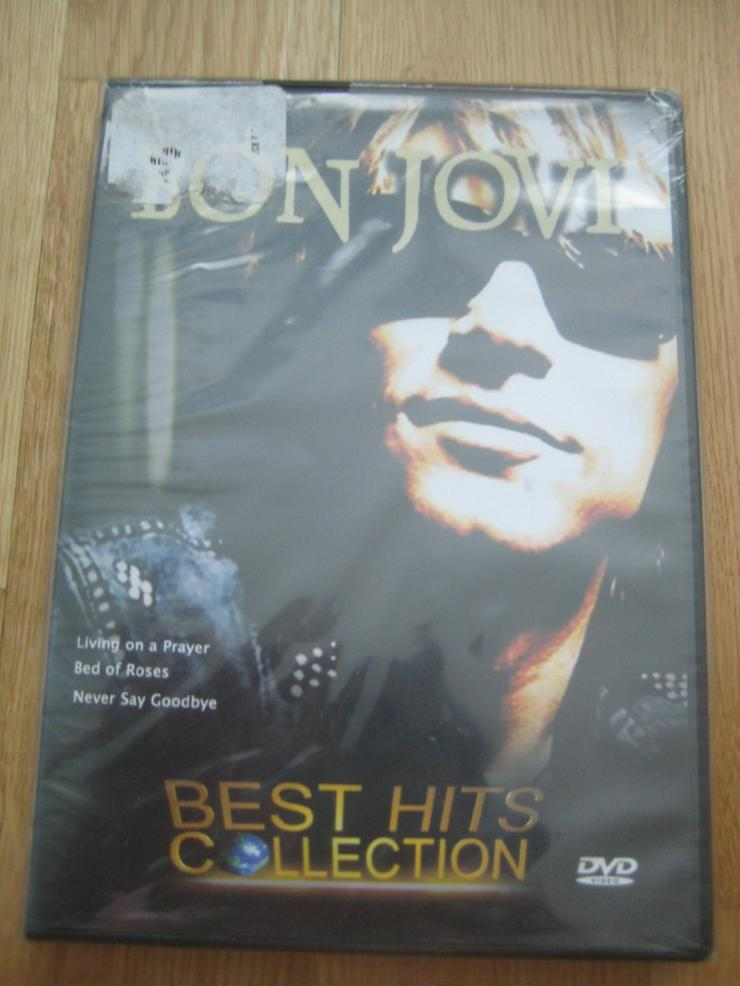 Bon Jovi Best Hits Collection (DVD)