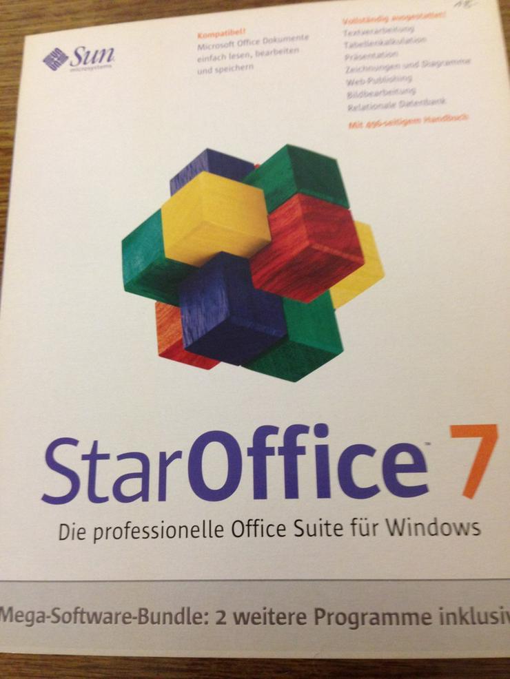 Star Office 5-Sun Microsystem