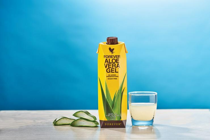 NEW!!! FOREVER Aloe Gel - 4+1x GRATIS