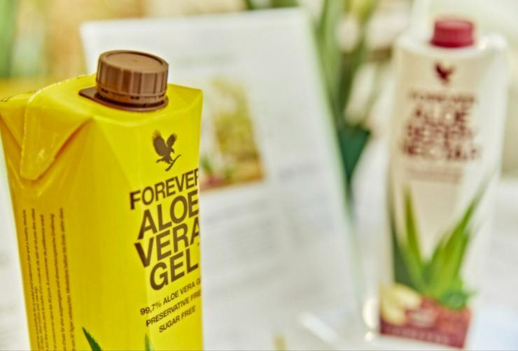 Bild 3: NEW!!! FOREVER Aloe Gel - 4+1x GRATIS