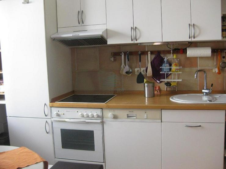 Bild 5: Individuelle 2-Zimmer-Wohnung im begrünten Innenhof
