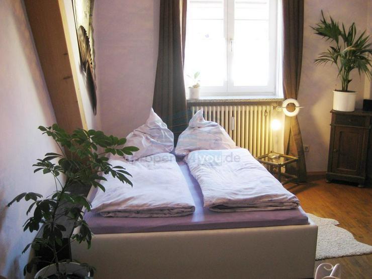 Bild 1: Individuelle 2-Zimmer-Wohnung im begrünten Innenhof