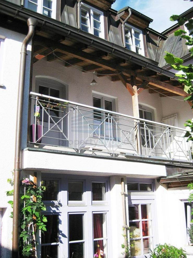 Bild 9: Individuelle 2-Zimmer-Wohnung im begrünten Innenhof