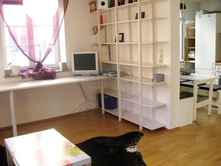 Individuelle 2-Zimmer-Wohnung im begrünten Innenhof - Wohnen auf Zeit - Bild 3