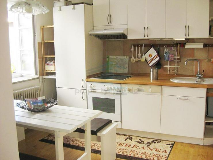 Bild 6: Individuelle 2-Zimmer-Wohnung im begrünten Innenhof