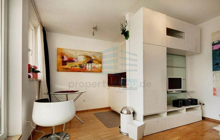 1-Zimmer Apartment mit sonnige Terrasse und PKW-Stellplatz - Wohnen auf Zeit - Bild 1