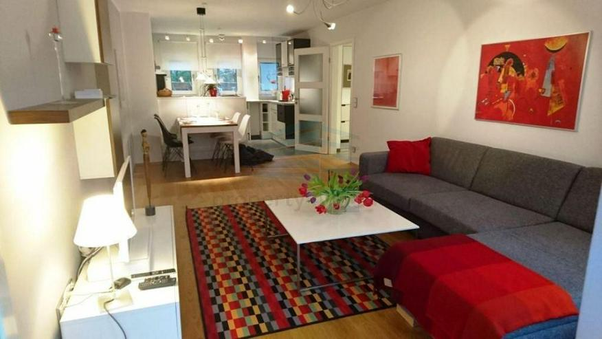 Neu renovierte 3-Zimmer Wohnung in Bogenhausen - Wohnen auf Zeit - Bild 1