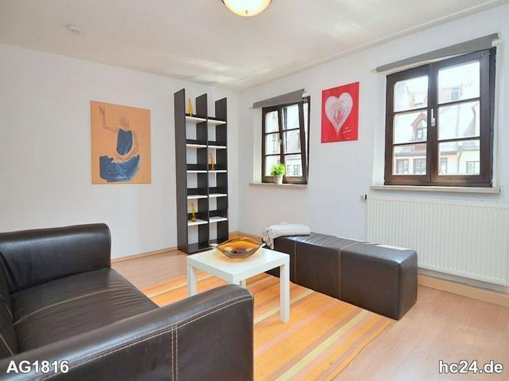 Bild 6: Gemütlich möblierte 2-Zimmer-Wohnung zentral gelegen in der Nürnberger Innenstadt