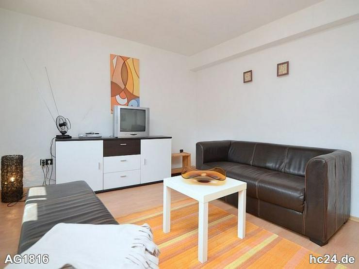 Bild 5: Gemütlich möblierte 2-Zimmer-Wohnung zentral gelegen in der Nürnberger Innenstadt
