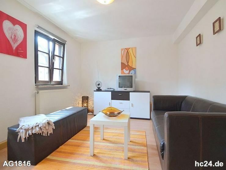 Gemütlich möblierte 2-Zimmer-Wohnung zentral gelegen in der Nürnberger Innenstadt - Wohnen auf Zeit - Bild 1