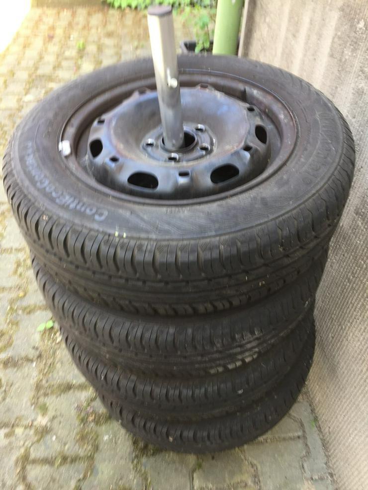 Sommerreifen 4 Stück 165/70 R14 81 T - Nutzfahrzeug Reifen & Felgen - Bild 1