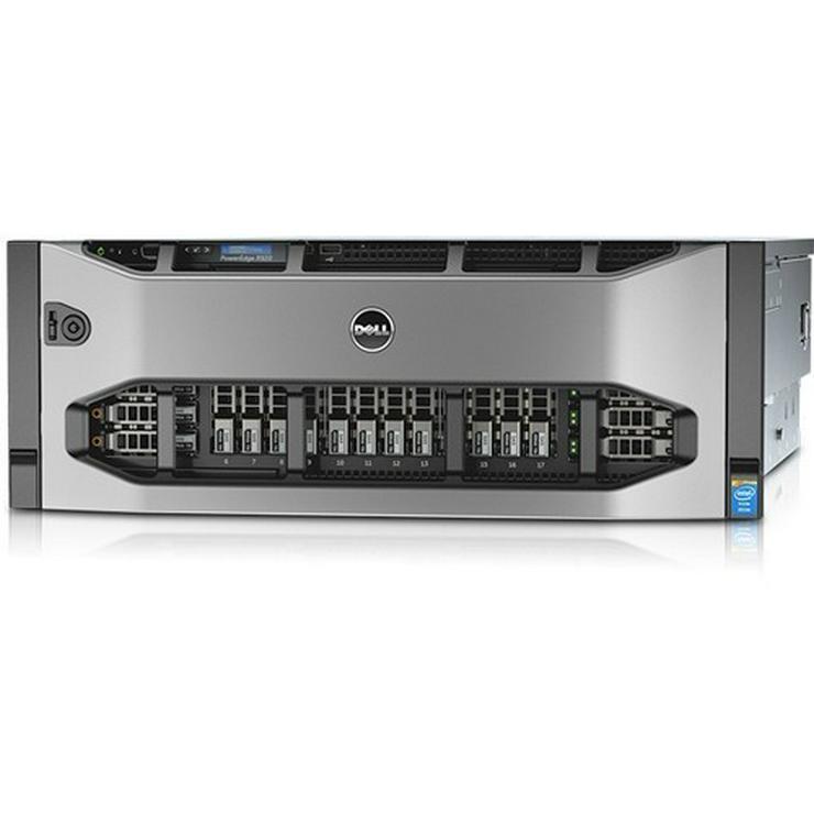 Dell PE R920 4x12Core E7-4860v2 2,6GHz 512GB - Bild 1