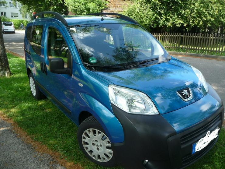 Peugeot Bipper AHK, Klima, PDC, Garantie, EURO5 - Bipper - Bild 1