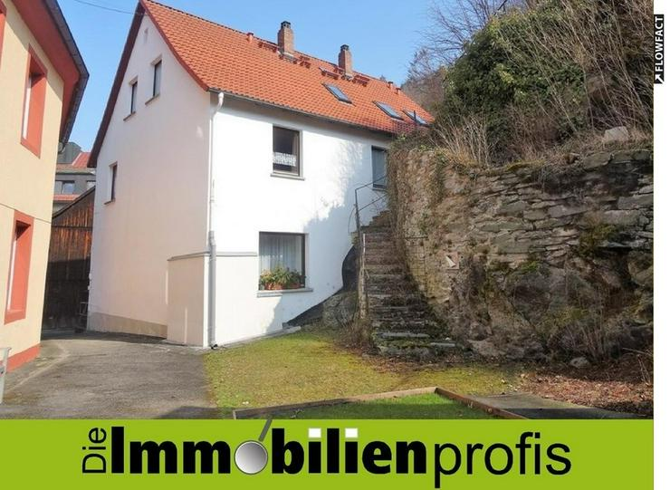 Ferienhaus mit 3 Wohnungen im Luftkurort Wirsberg i. Frankenwald - Gewerbeimmobilie kaufen - Bild 1
