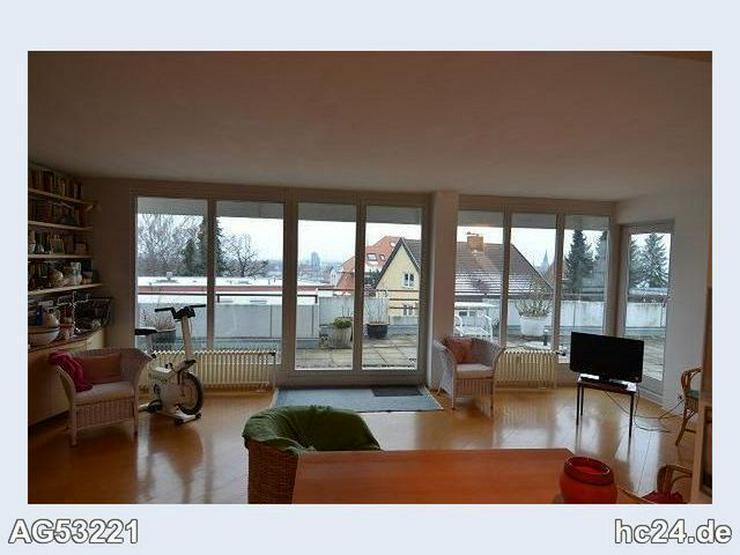 helle, große 3-Zimmer Wohnung mit Münsterblick