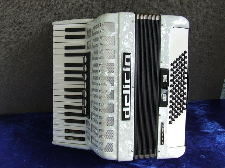 Akkordeon Delicia Arnaldo 23 mit Koffer - Akkordeons & Harmonikas - Bild 1