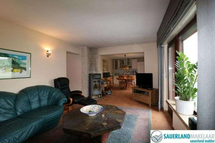Bild 3: wunderschön gelegene 3-Zimmerwohnung in Schwalefeld