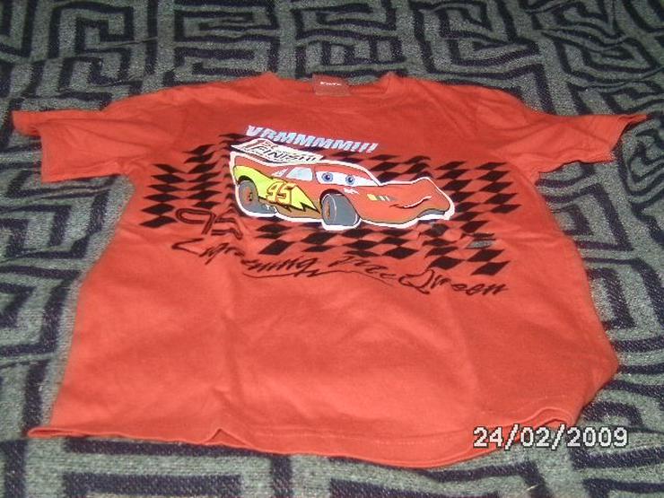Jungen T-Shirt von cars gr.122 wie neu foto