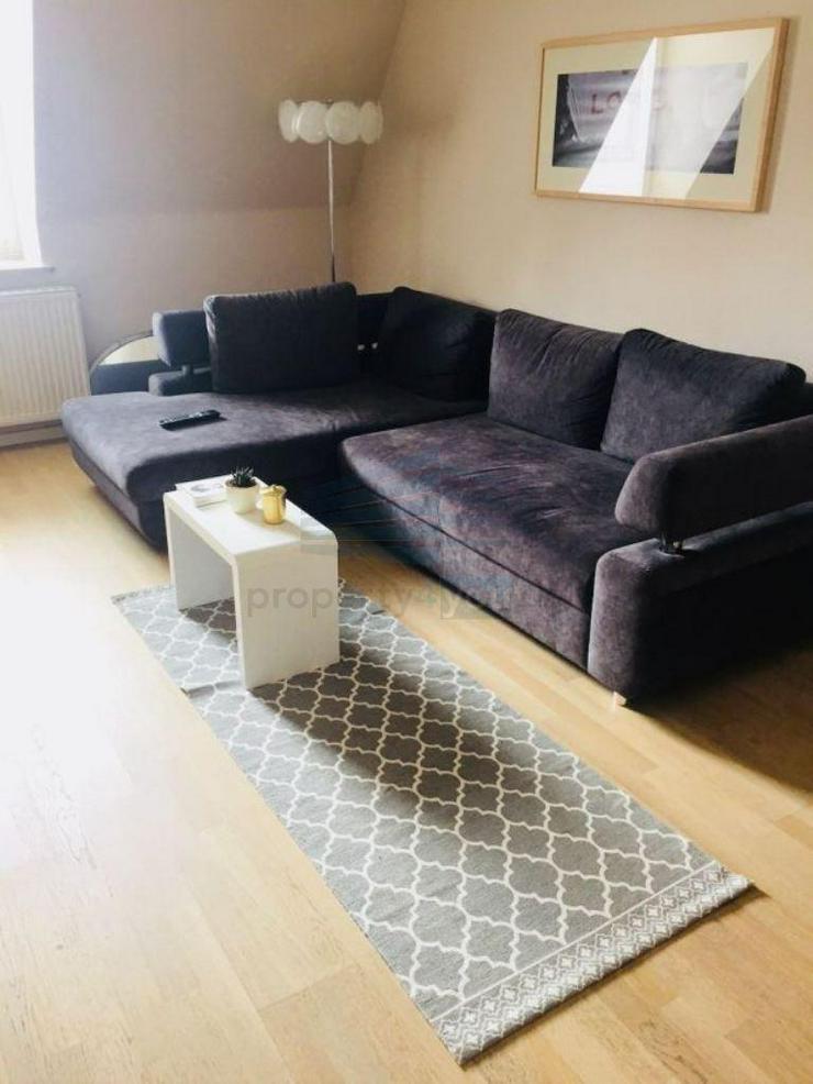 Bild 5: Möblierte 2,5-Zimmer Jugendstil-Maisonette Wohnung Schwabing