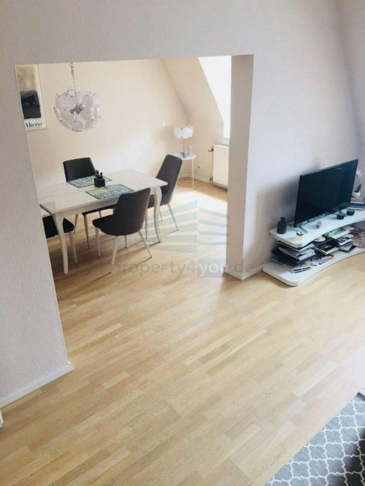 Bild 3: Möblierte 2,5-Zimmer Jugendstil-Maisonette Wohnung Schwabing