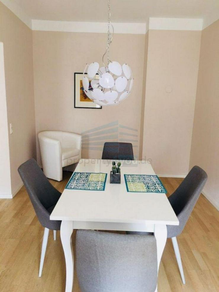 Bild 2: Möblierte 2,5-Zimmer Jugendstil-Maisonette Wohnung Schwabing