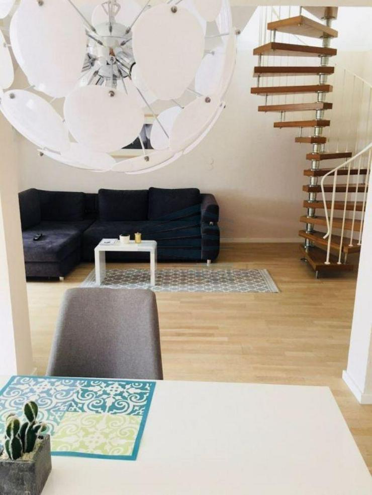Möblierte 2,5-Zimmer Jugendstil-Maisonette Wohnung Schwabing - Wohnen auf Zeit - Bild 1