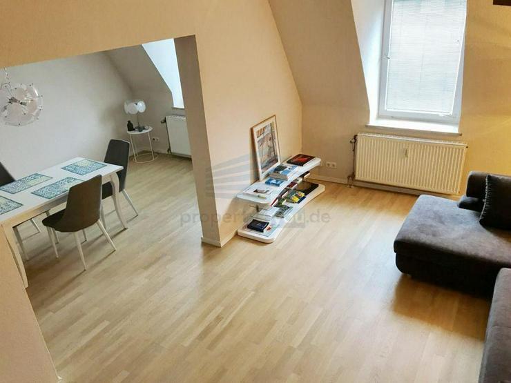 Bild 4: Möblierte 2,5-Zimmer Jugendstil-Maisonette Wohnung Schwabing