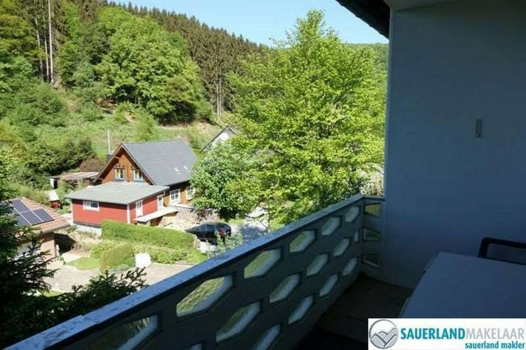 Bild 3: 2-Zimmerwohnung in Brilon-Bontkirchen (rechts)