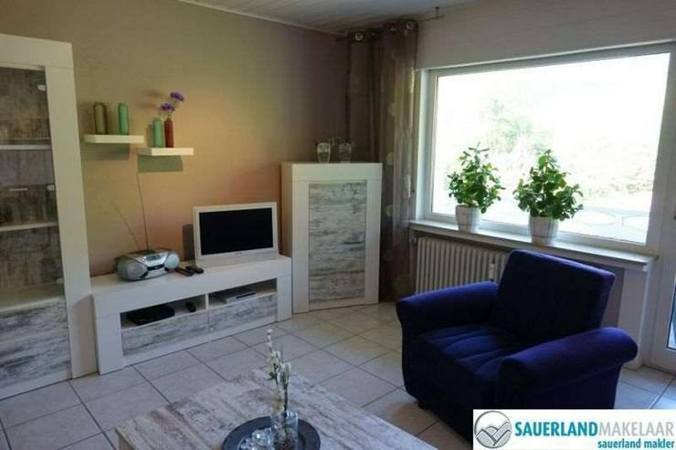 Bild 4: 2-Zimmerwohnung in Brilon-Bontkirchen (links)