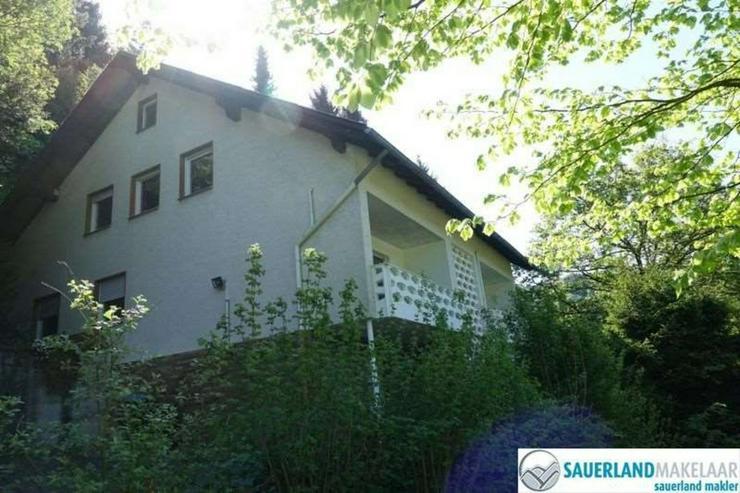 2-Zimmerwohnung in Brilon-Bontkirchen (links) - Wohnung kaufen - Bild 1
