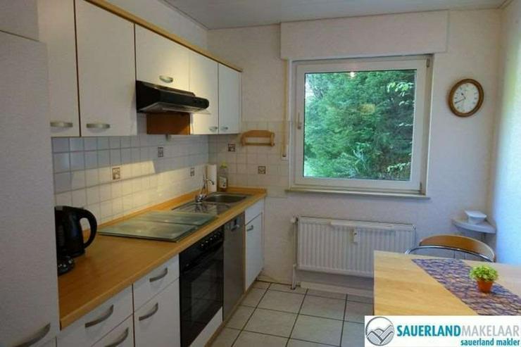 Bild 5: 2-Zimmerwohnung in Brilon-Bontkirchen (links)