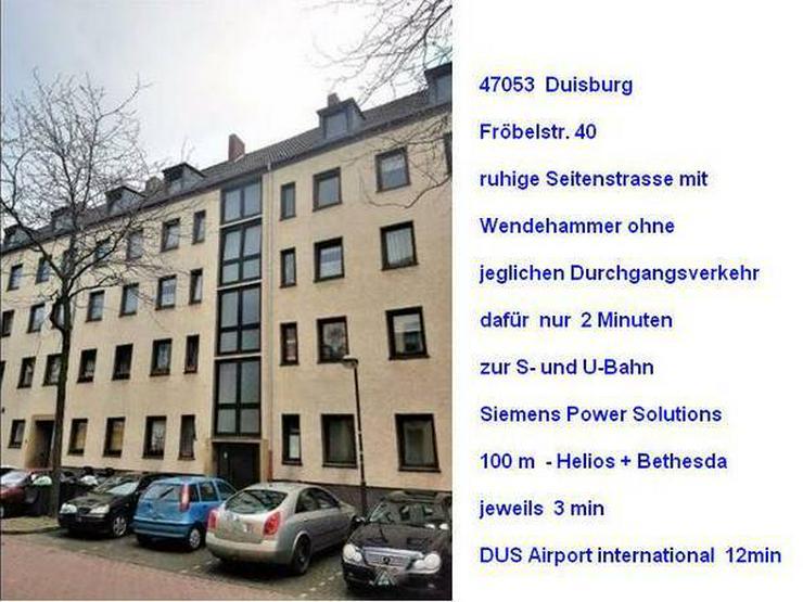 Bild 3: 2 ZKB 47053 Duisburg  T2 Appartement