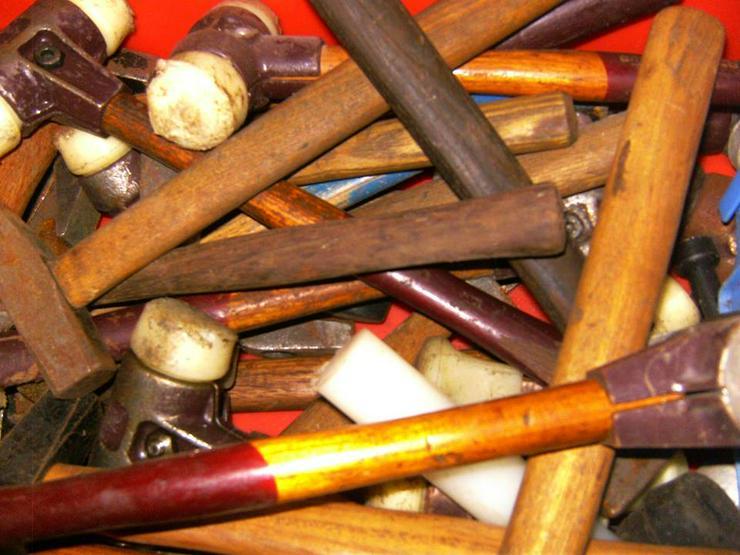 Bild 4: Werkzeug etc. abzugeben oder Tausch gegen