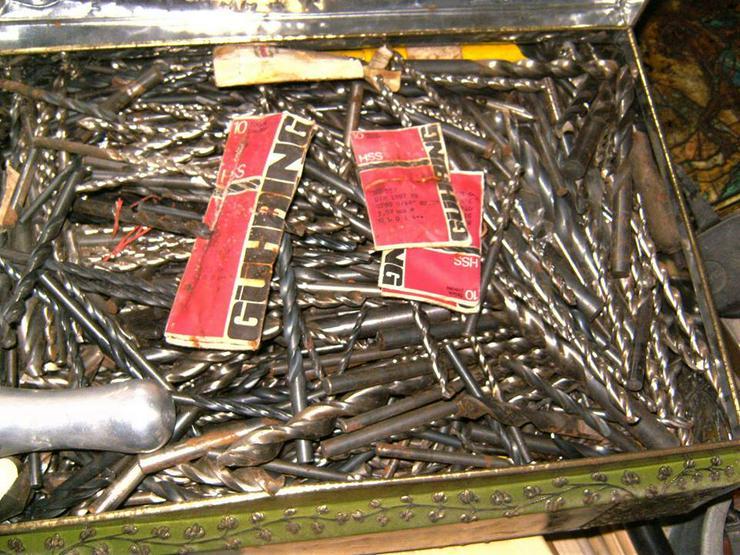 Bild 6: Werkzeug etc. abzugeben oder Tausch gegen