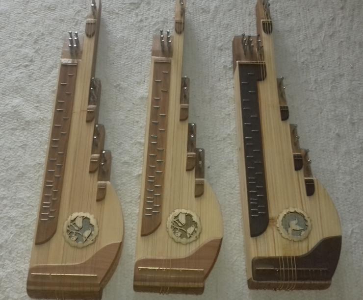 Ungarische zither - Streichinstrumente - Bild 1