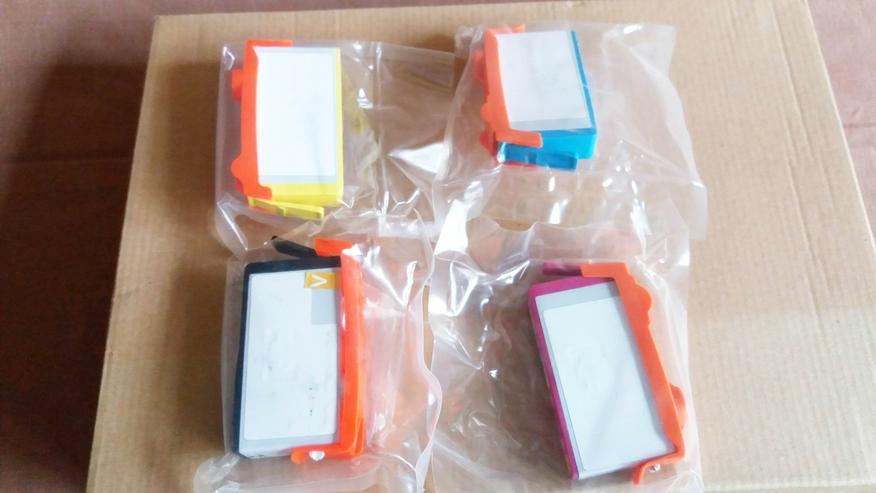 Drucker - Patronen Ink Cartridge HP 920 Officejet 4 Stück - Zubehör & Ersatzteile - Bild 1