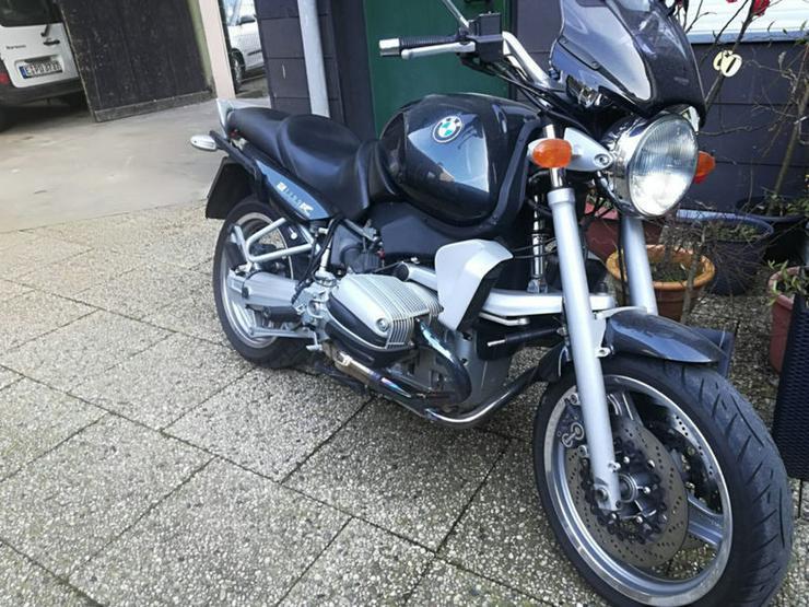 BMW R1100R (Roadster)