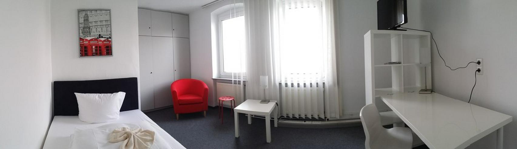 Zimmer im Das-Monteurhaus-Fulda