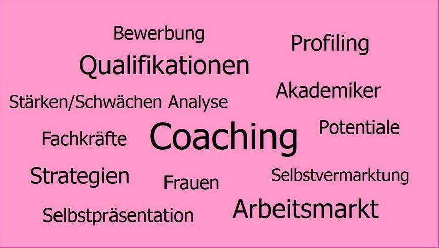 Einzelcoaching über JC/AA in Marzahn