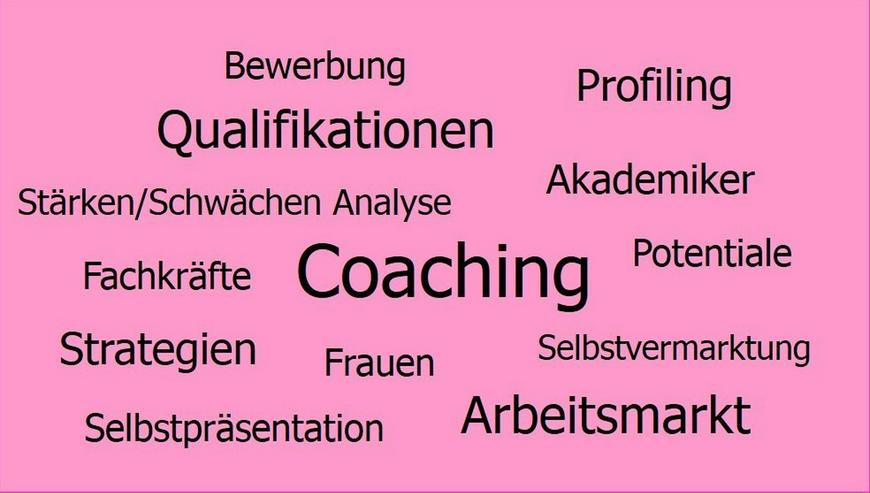 Einzelcoaching zur Heranführung an den Arbeitsmarkt