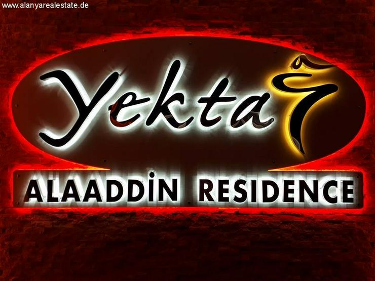 Bild 4: YEKTA ALADDIN LUXUS RESIDENCE 3 Zimmer Wohnung mit Pool und Meerblick