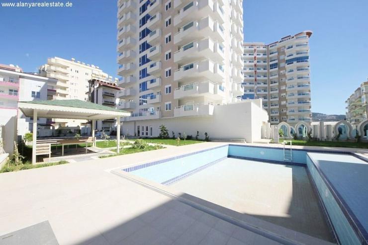 Bild 5: YEKTA ALADDIN LUXUS RESIDENCE 3 Zimmer Wohnung mit Pool und Meerblick