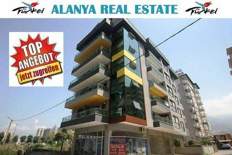 TOP ANGEBOT ! Neue 3 Zimmer Wohnung mit Pool in Mahmutlar - Bild 1