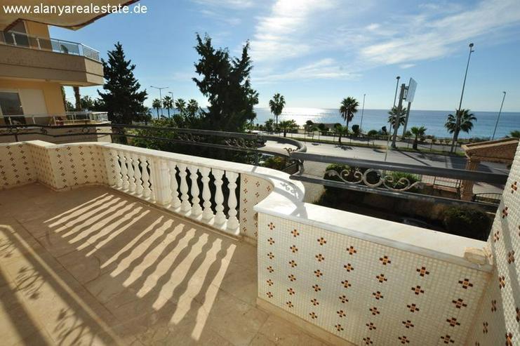Bild 3: 3 Zimmer Wohnung in erster Meereslinie mit Pool in Mahmutlar