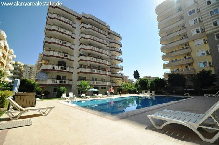 Bild 5: 3 Zimmer Wohnung in erster Meereslinie mit Pool in Mahmutlar