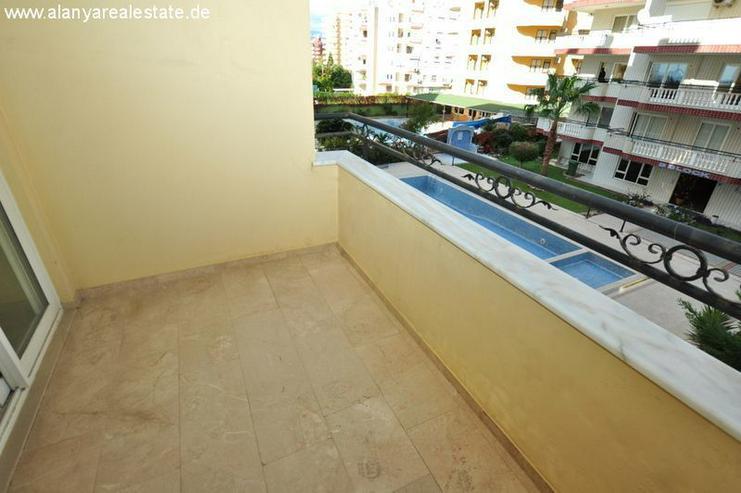Bild 4: 3 Zimmer Wohnung in erster Meereslinie mit Pool in Mahmutlar